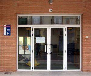 Fachada de la Escuela Infantil Barrio Asturias