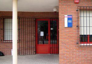 Fachada de la Escuela Infantil Juan Valero-San Antón