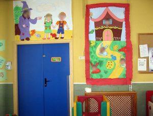 Aula de la Escuela Infantil Municipal del Barrio Asturias
