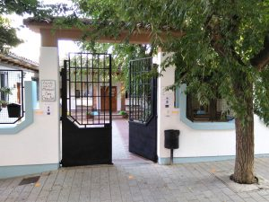 Fachada de la Escuela Infantil San Sebastián