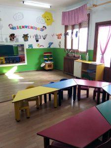 Detalle de la Escuela Infantil San Sebastián